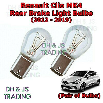 Fits Hyundai i20 Red 4-LED Xenon Bright Side Light Beam Bulbs Pair Upgrade