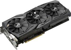 NEW-ASUS-ROG-STRIX-GeForce-GTX-1080-Ti-11GB-GDDR5X-PCI-E-3-0-Graphics-Card