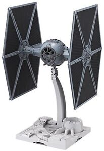 Bandai Hobby Star Wars Tie Fighter 1/72 Scale Plastic Model Kit F/S w/Tracking#
