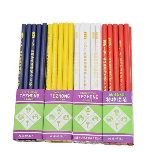 10Pcs Tailors Pencil Marker Pen Sewing Dressmakers Fabric Dressmaking Sew Craft
