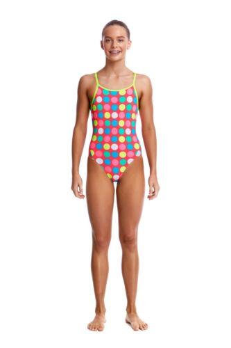 Funkita Funkita Swimwear FUNKITA Twister Diamond Back One Piece Swimsuit