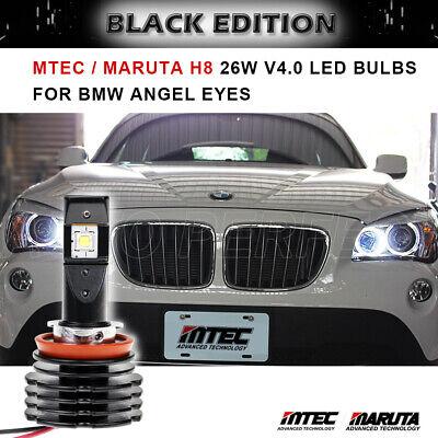 MTEC MARUTA H8 V4 26W LED Angel Eye Bulb for BMW E63 E64 630i, 650i 2007~