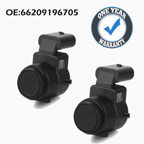 2Pcs PDC Parking Sensor For BMW E81 E82 E87 E90 E91 X1 Z4 MINI R55 R56 R57 R58