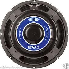 "Eminence LEGEND BP102-4 10"" Bass Guitar Speaker 4 ohm 200 Watt FREE US SHIPPING!"