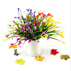 Am-Artificial-Gypsophila-Calla-Lilies-Flowers-Plant-Wedding-Party-Home-Decor-Su