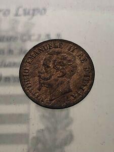 1-Cent-1862-Napoli-N-c-FDC-Gutachten-Vereinigte-D-039-Italia-Vittorio-Emanuele-II