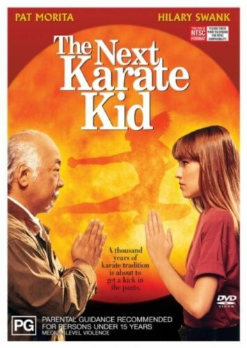 1 of 1 - The Next Karate Kid (1994) NEW R4 DVD
