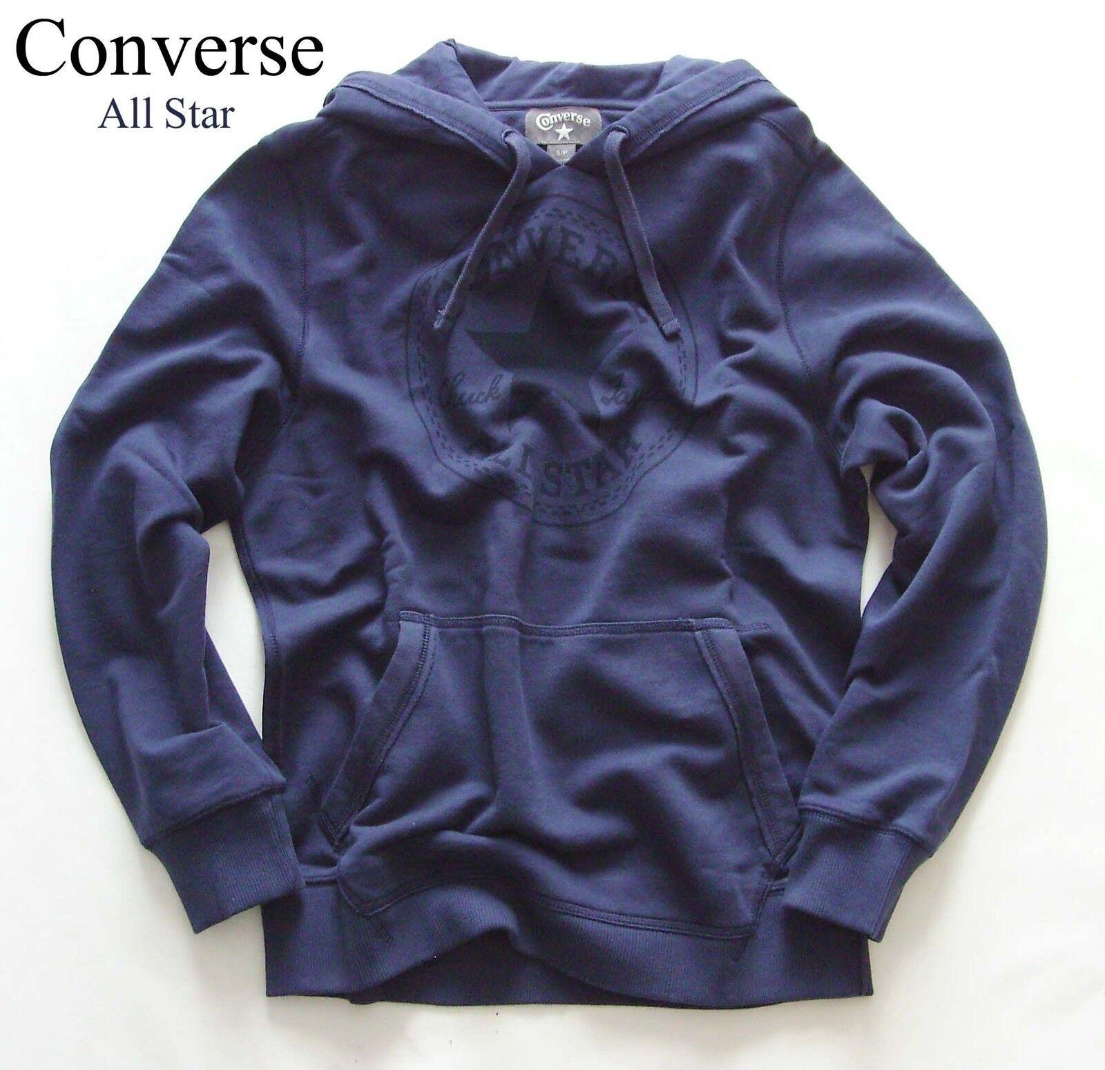 Sweatshirt Chuck Patch Gr.S Gr.S Gr.S  navy Sweater mit Kapuze Hoodie NEU by CONVERSE 9ab417