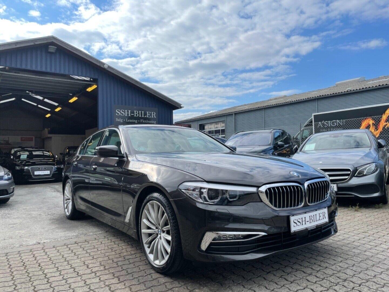 BMW 530e 2,0 iPerformance Luxury Line aut. 4d - 397.995 kr.