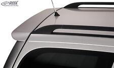 RDX Dachspoiler OPEL Astra G Caravan Kombi Heckspoiler Dach Spoiler Heck Flügel