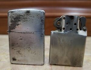 VINTAGE-ZIPPO-Lighter-Pat-2032695-new-amp-original-inserts
