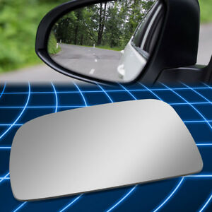 driver side mirror glass replacement cost
