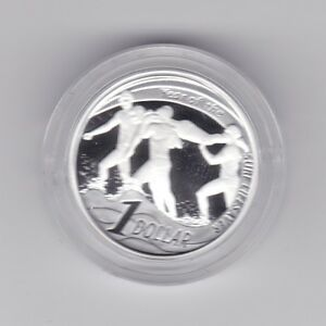 2007-Australia-1-Proof-Coin-Year-of-Surf-Lifesaver-ex-Fine-Silver-Set