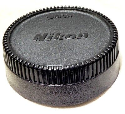 Free Shipping USA Nikon LF-1 F Ai-s mount Rear Lens Cap OEM made in Japan