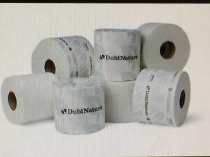 DublNature Fusion Toilet Paper - 2ply - ctn 48 rolls