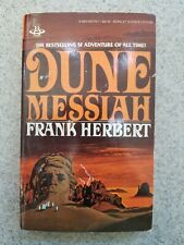 Dune Ser.: Dune Messiah by Frank Herbert (1980, Trade Paperback)