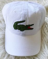 item 3 SALE! BRAND NEW LACOSTE MEN S BIG CROC GABARDINE BASEBALL ADJUSTABLE HAT  CAP -SALE! BRAND NEW LACOSTE MEN S BIG CROC GABARDINE BASEBALL ADJUSTABLE  ... d58b25f58b9
