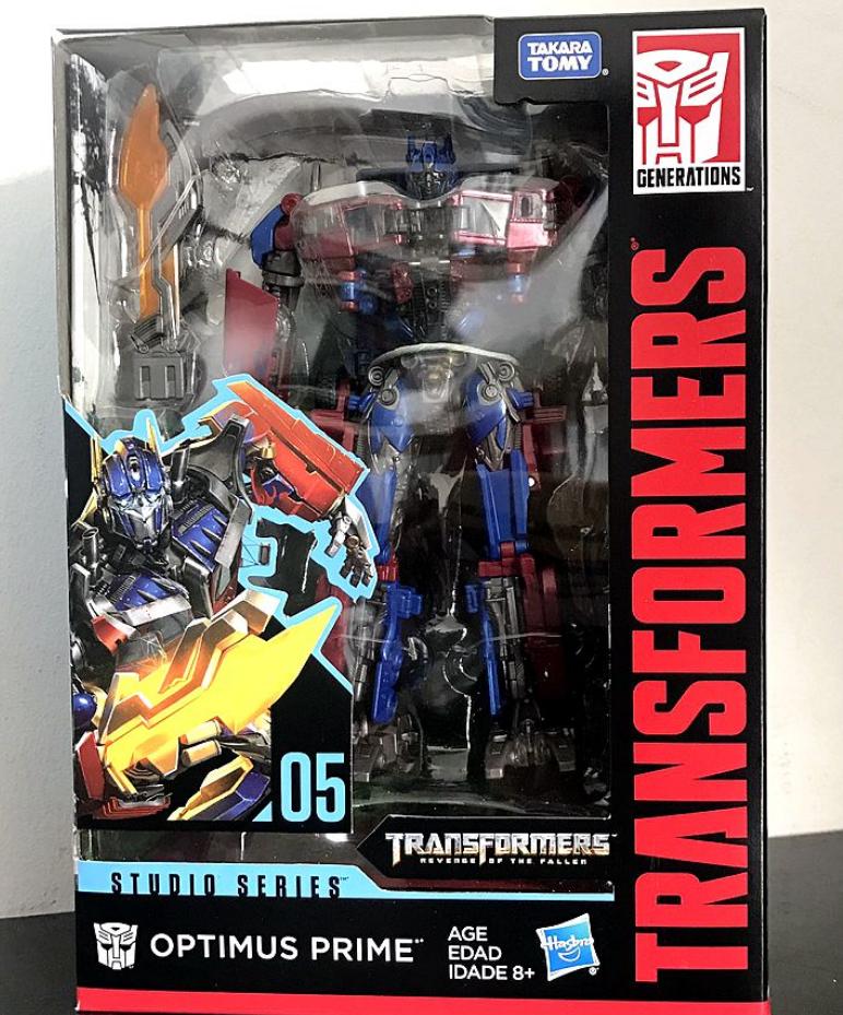 Die studio - serie ss-05 optimus prime japan - version