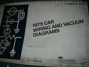 1975 Lincoln Wiring Schematic - Wiring Diagrams Dock