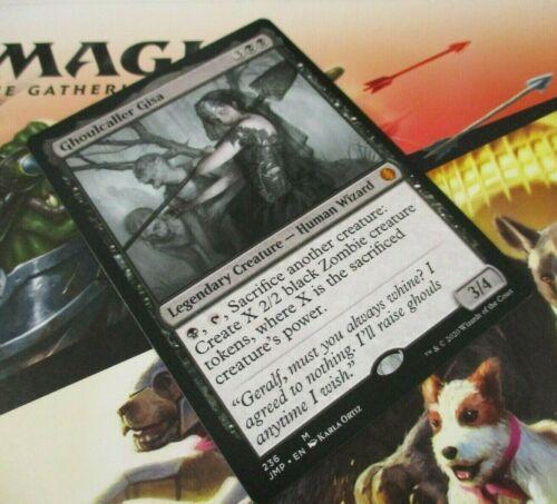 Ghoulcaller Gisa New Pack Fresh MTG JMP Jumpstart #236 Mythic English Legendary