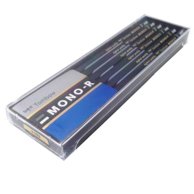 Tombow MONO-R pencil HB1 dozen MONO-RHB