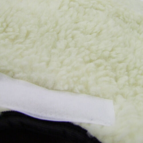 BAMBINIWELT Kinderwagen Muff Kinderwagenhandschuh Handwärmer ROT