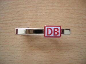 Krawattenklammer-DB-Logo-Deutsche-Bahn-Art-8044