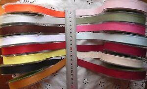 Double-Faced-Faux-Suede-Ribbon-16mmWide-3Metres-Shorter-15-Colour-Choice-CLD11