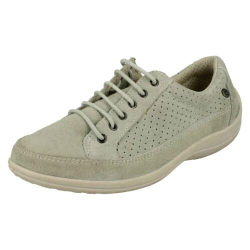 green Mint Step Free Ladies Crocus Lace Casual Up Shoes q7WacqwRr