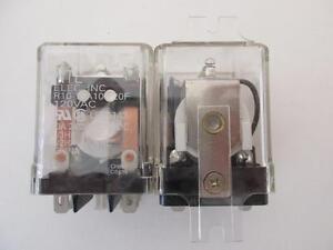 NTE R06-11A10-120 DPDT 10A 120VAC Relay