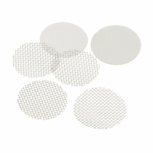 Crafty Screen Set Vaporizer Spare Mesh Replacements by Storz and Bickel 0310CY