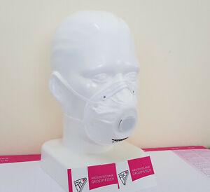 Atemschutzmaske FFP1 mit Ventil Feinstaubmaske Partikelmaske N 95 Maske Neu