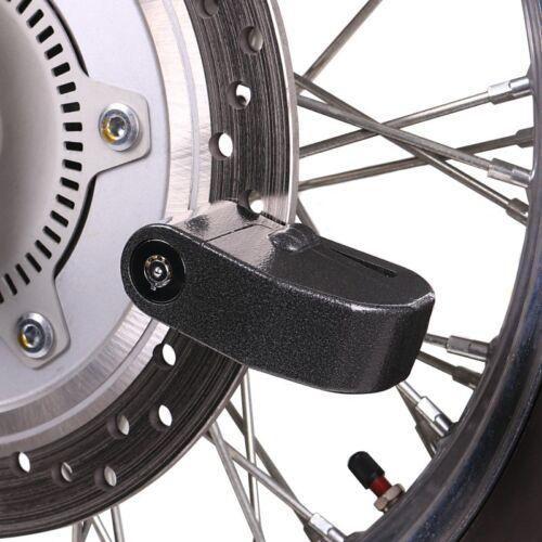 Bremsscheibenschloss mit Alarm Suzuki Bandit 1200