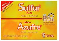 Grisi Bio Sulfur Soap With Lanolin, 4.4 Oz on Sale