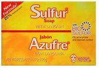 Grisi Bio Sulfur Soap With Lanolin, 4.4 Oz on Sale