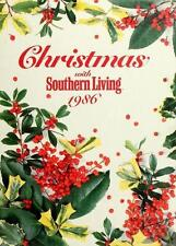 Christmas with Southern Living, 1986 (1986, Hardcover)