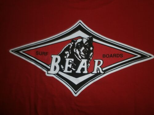 BEAR SURFBOARDS BIG WEDNESDAY SURF SURFING SURFBOARD BEACH LONGBOARD FIN SS 3X