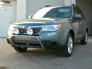 Subaru Forester Off Road >> Details About Auxiliary Driving Lights Off Road Bumper Lamps Kit For Subaru Forester