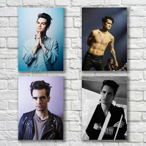 UK SELLER 02 PANIC AT THE DISCO POSTER - 4 SIZES YOU CHOOSE BRENDON URIE