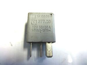 vauxhall corsa astra fuse box plug grey relay 13100504 image is loading vauxhall corsa astra fuse box plug grey relay