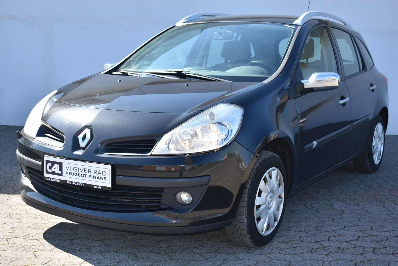 Renault Clio III 1,5 dCi 68 Expression ST 5d - 26.900 kr.