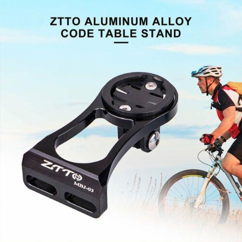Alloy Stem Extension Computer Mount Holder for Cateye Bryton Garmin Edge Bike