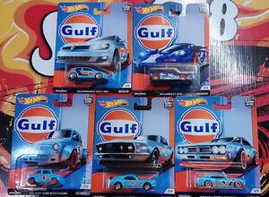 Hot-Wheels-Car-Culture-Gulf-Choise-Choix-lot-ou-a-l-039-unite-N25