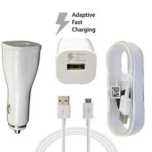 Original-OEM-Samsung-Fast-Adaptive-Charging-Car-Charger-W-5-039-Micro-USB-Cable-BK
