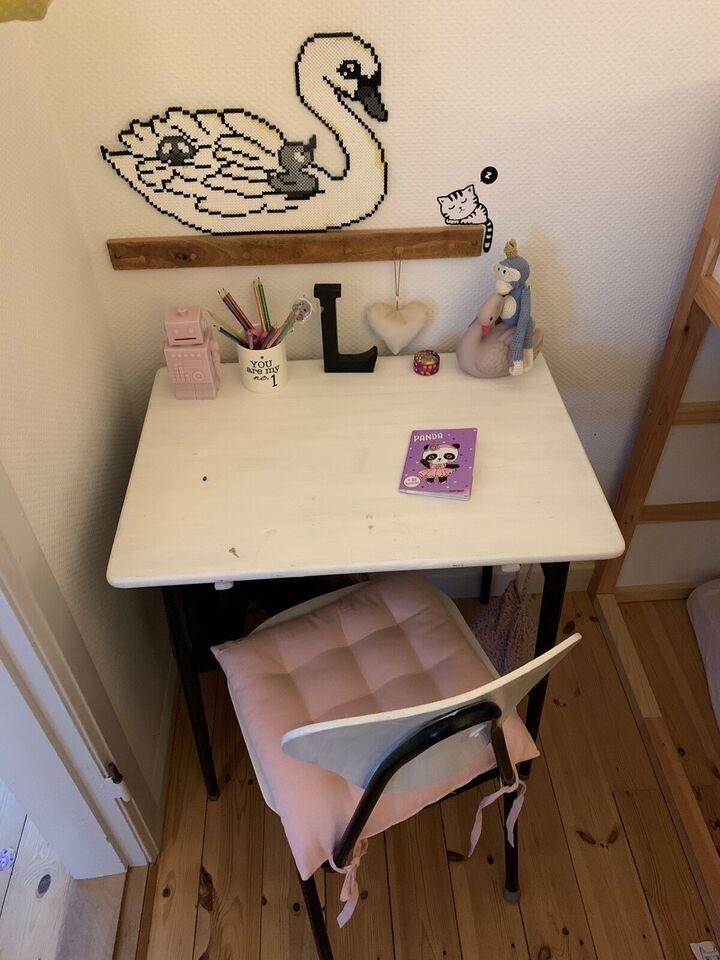 Skrivebord, Ved ikke