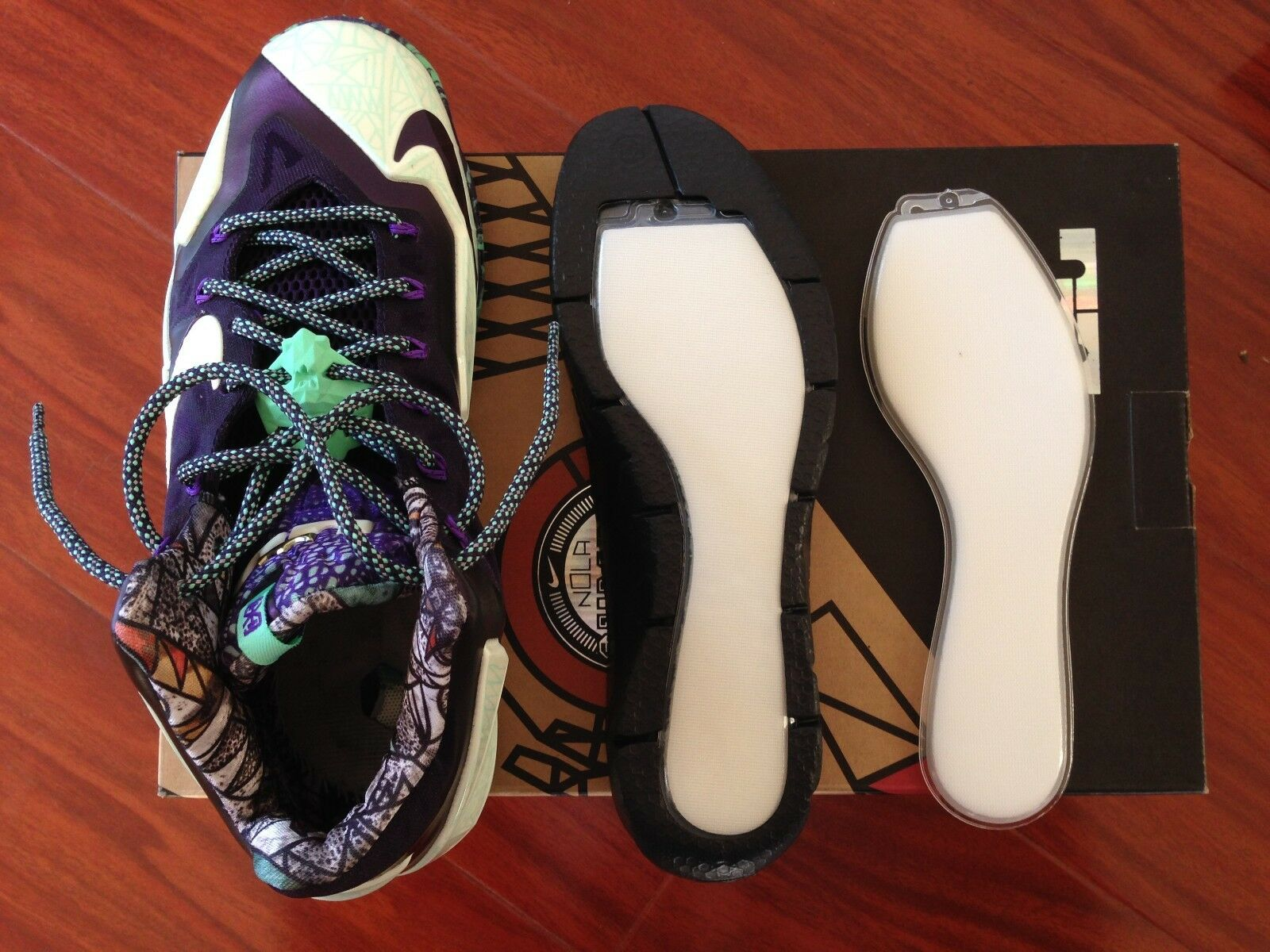 New Generation of Nike Zoom Air insole
