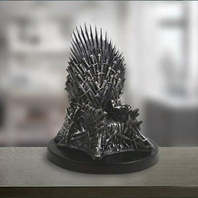 Official Game Of Thrones Iron Throne Replica - Mini 4 inch