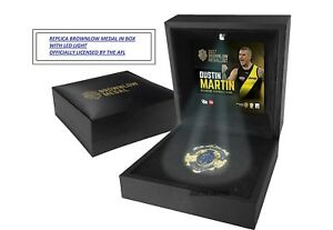 DUSTIN-MARTIN-RICHMOND-2017-BROWNLOW-MEDAL-REPLICA-IN-BOX-OFFICIAL-AFL