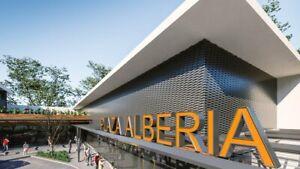 Excelente local comercial en PLaza Alberia