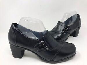 df28ccb0804 New! Women s Thom McAn Flossie Dress Pump - (Wide Width) Black R4